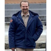 jacket,jim hopper,tvseries,stranger things,celebrity,david harbour,hoodie,fashion,ootd,style,costume,menswear,outfit,shopping