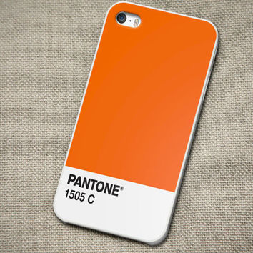 Pantone Orange For iPhone, Samsung Galaxy and iPod Cases on Wanelo