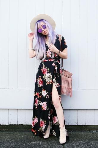 aika y aika's love closet blogger dress shoes bag