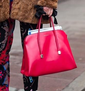 bag red bags