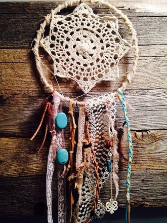 jewels dreamcatcher indie decoration nation knitwear