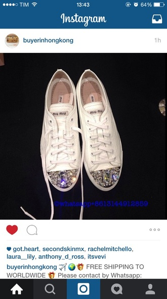 shoes sneakers white sneakers miu miu prada prada shoes girls sneakers black/white sneakers