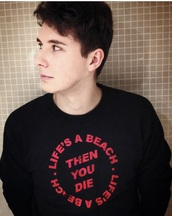 3cb614a43b037 Dan Howell - Shop for Dan Howell on Wheretoget