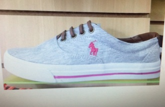 shoes sneakers polo shirt polo shoes pink polo shoes pink polo pink grey pink shoes pink sneakers vans