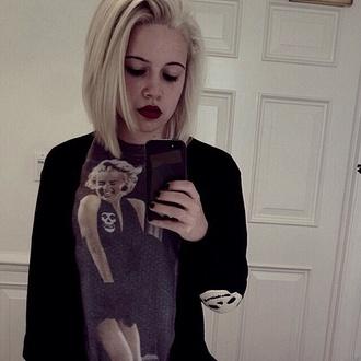 shirt marilyn monroe