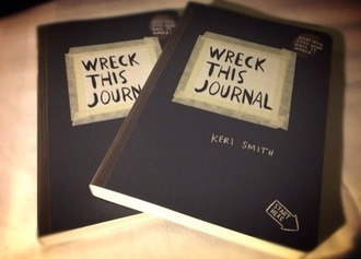 jewels wreck this wreckthisjournal