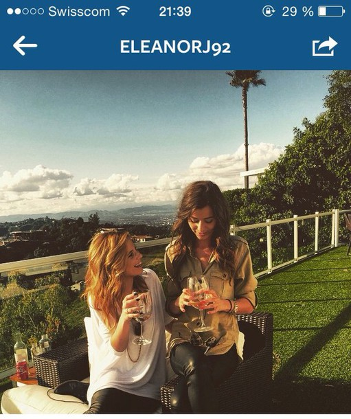 blouse eleanor calder brown