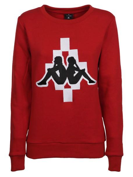 Marcelo Burlon sweatshirt red sweater