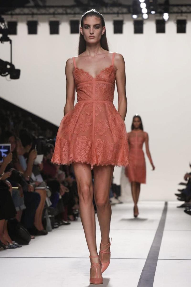 Elie Saab Ready To Wear Spring Summer 2014 Paris - NOWFASHION