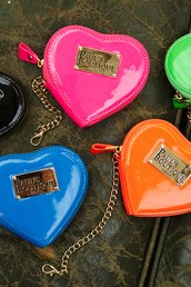 bag,clutch,colorful,cute,girly,accessories,heart