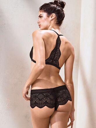 underwear bra lace bralette lace lingerie sara sampaio victoria's secret victoria's secret model
