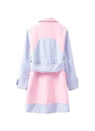 coat pastel pastel goth pastel pink pastel purple pastel pink jacket