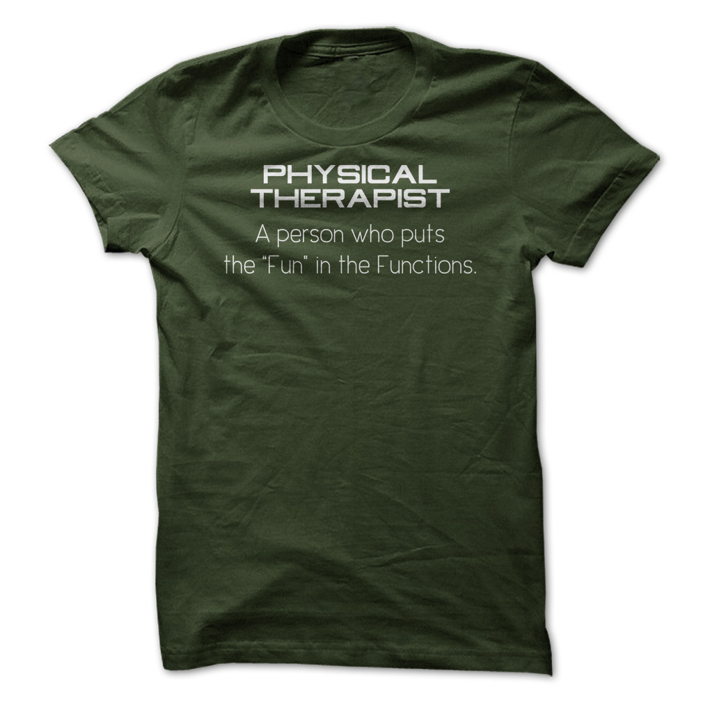 Awesome Physical Therapist T-Shirt & Hoodie