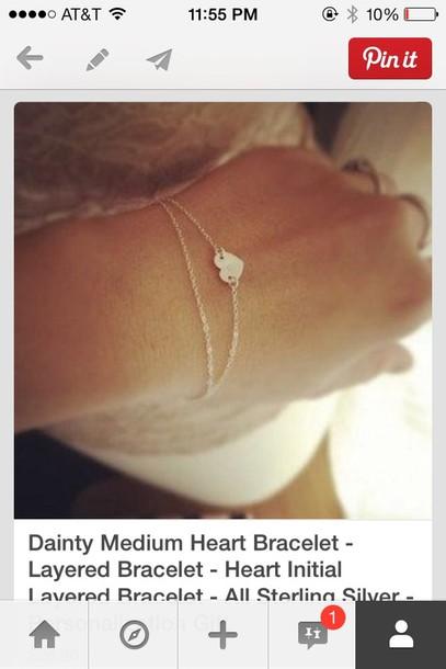 jewels gold bracelets delicate