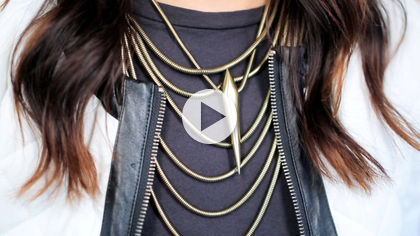 Joyus - The necklace that says it all