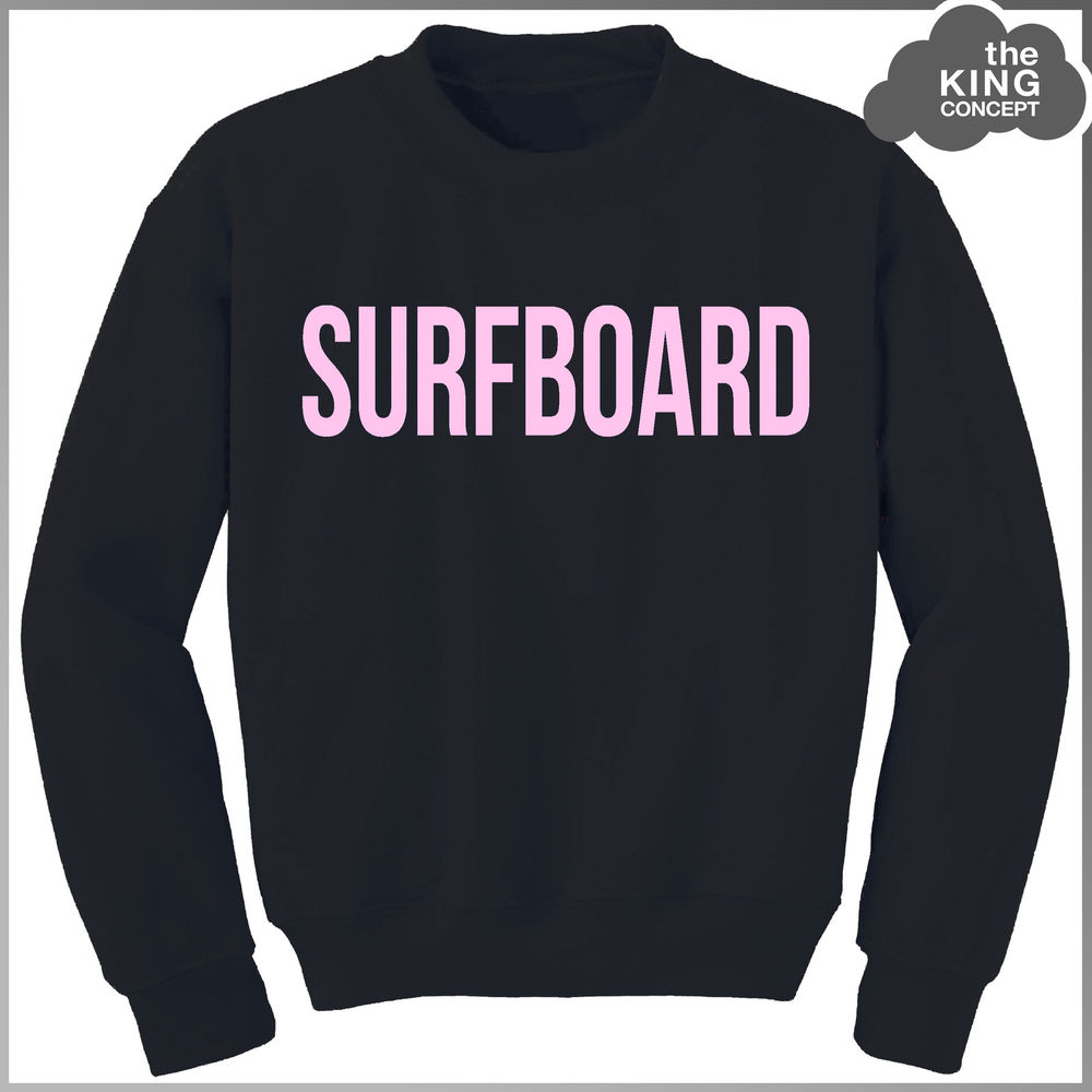 Surfboard Sweatshirt Jumper Sweater Beyonce Drunk in Love Tour Watermelon Angel | eBay