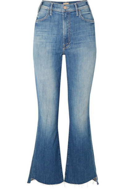 Mother jeans denim high