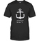 Nautical navy anchor t-shirt - teenamycs