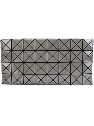 women clutch grey bag