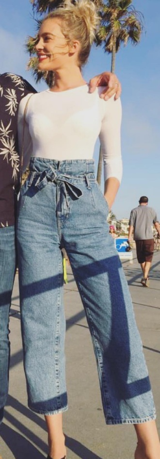 jeans high waisted vintage vintage denim mom jeans