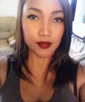 make-up,lipstick,matte,matte lipstick,red lipstick,party make up,lips