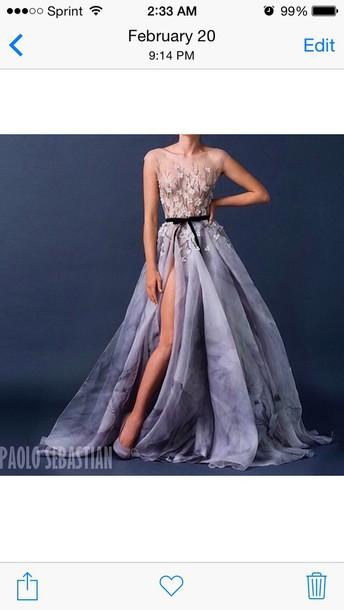 dress paolo