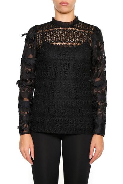 MICHAEL Michael Kors blouse lace top