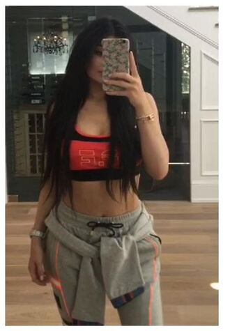 pants sweatpants sweatshirt crop tops sportswear sports bra kylie jenner snapchat kardashians grey sweatpants