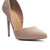 Suede Pointy Pump