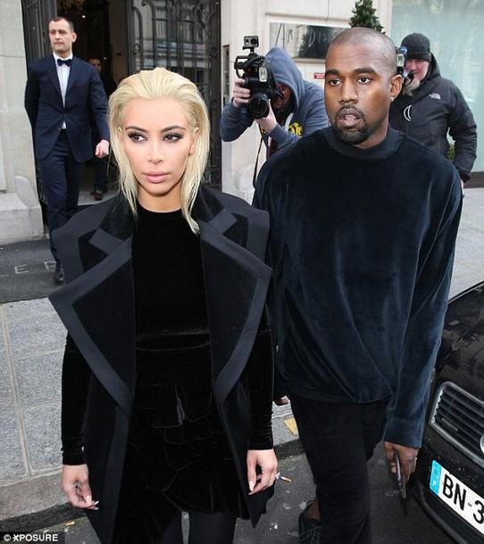 sweater kanye west jumper kanye west black