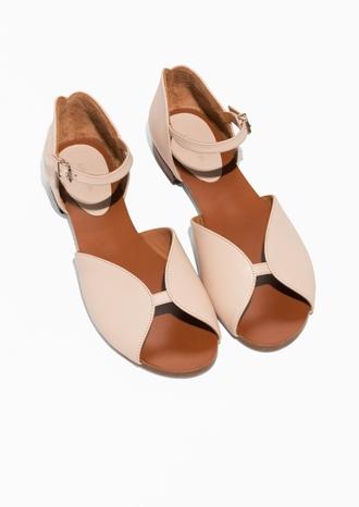 shoes flat sandals blush pink sandals flats