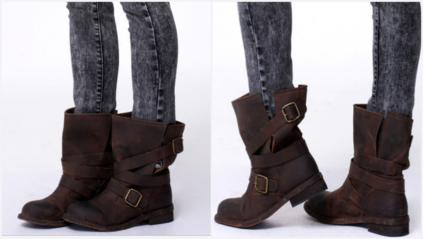 shoes biker shoes boots winter boots vintage boots leather leather shoes brown shoes brown leather boots leather boots biker boots bohemian biker