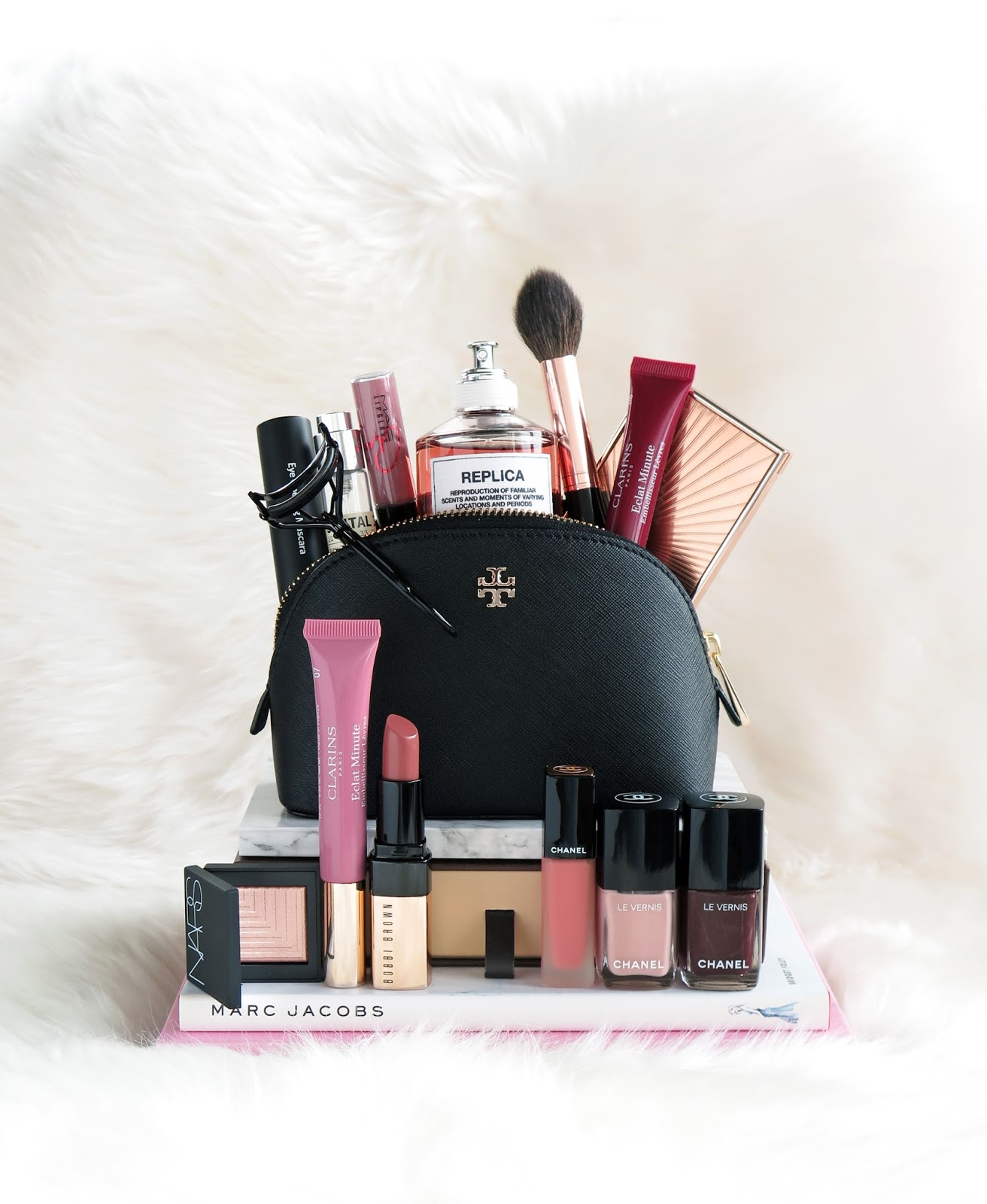 The Fall Transition Makeup Bag | The Beauty Look Book