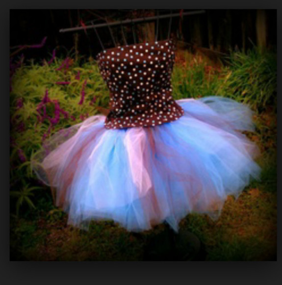 tutu tutu dress jewels
