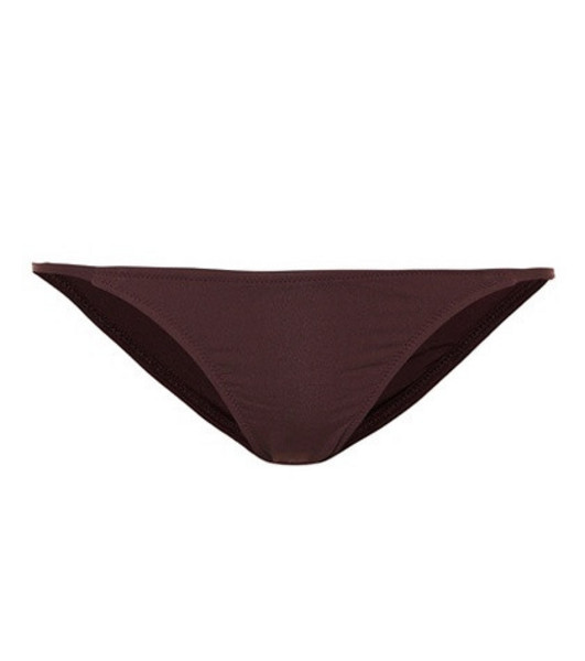 Melissa Odabash Mexico bikini bottoms in brown