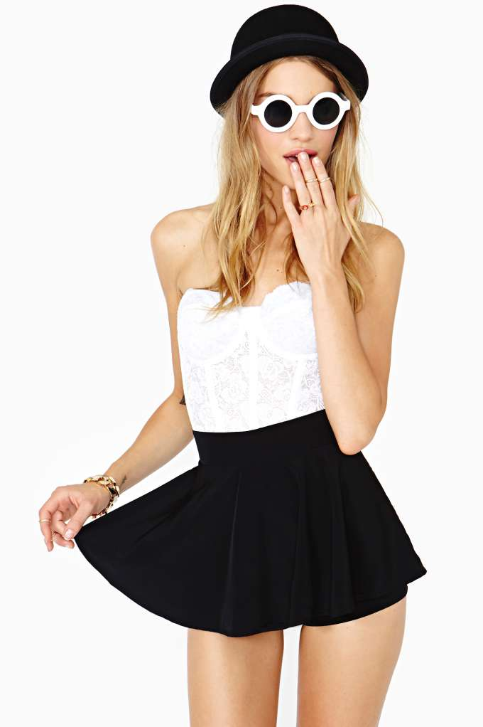 After The Dance Shorts in  What's New NG Featured Picks at Nasty Gal