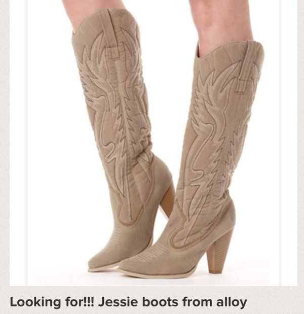 shoes cowboy boots alloy cowgirl boots