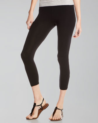Splendid Cropped Leggings - Neiman Marcus