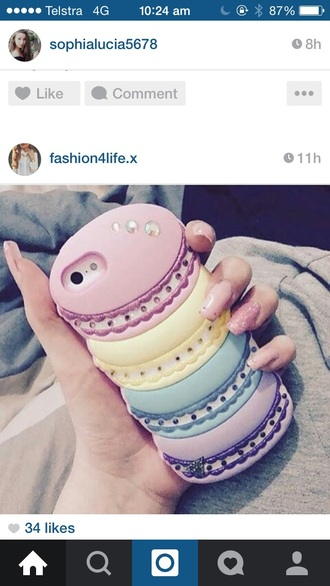 phone cover katy perry pastel macaroon