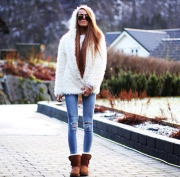 shoes jacket soft soft, warm