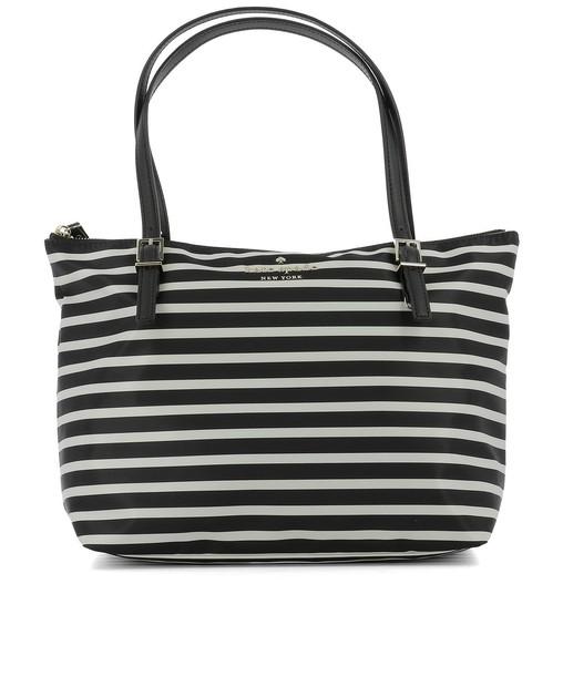 bag shoulder bag white black black and white multicolor