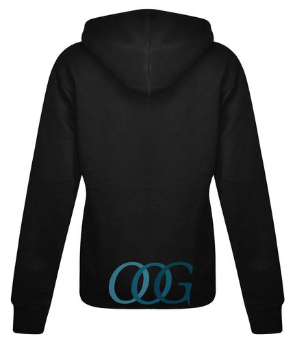 Womens Ladies GEEK Slogan Print Hooded Hoodie Zip Up Jacket Sweatshirt Top 8-14 | Amazing Shoes UK