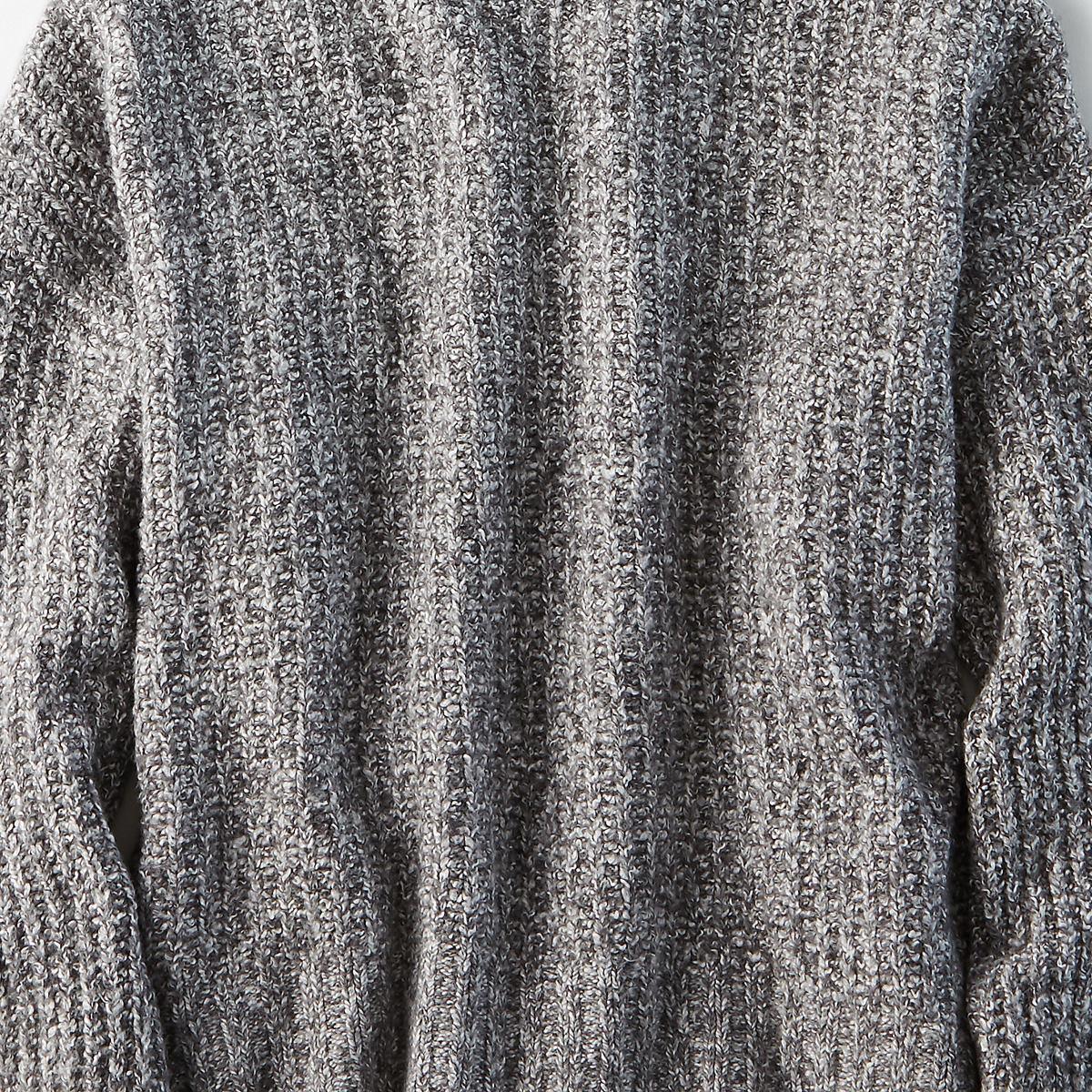 AEO Mock Neck Oversized Sweater