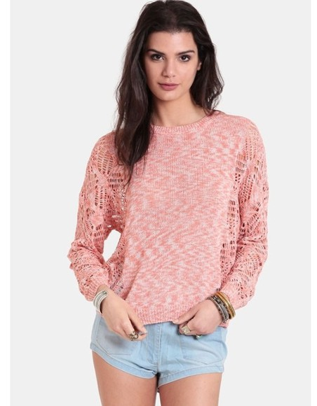 sweater jumper pink pounds want it in pounds