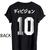 jersey japanese 10 BACK T-Shirt - Basic tees shop