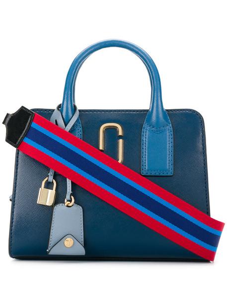 Marc Jacobs women bag leather blue