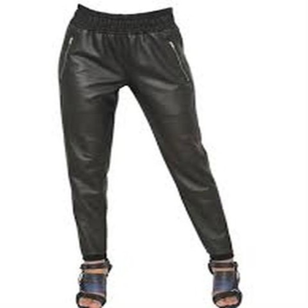 pants faux leather leggings