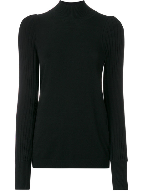 Designers Remix sweater high women high neck black