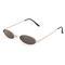 Tiny oval sunglasses