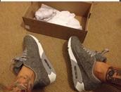 shoes,nike,nike shoes,street,grey,grey shoes,nike air force,air max,kicks,streetwear,grey air max nike,grey air max shoes,nike sportswear,nike sneakers,grey airmax